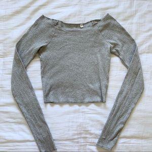 Pacsun Long Sleeve Top